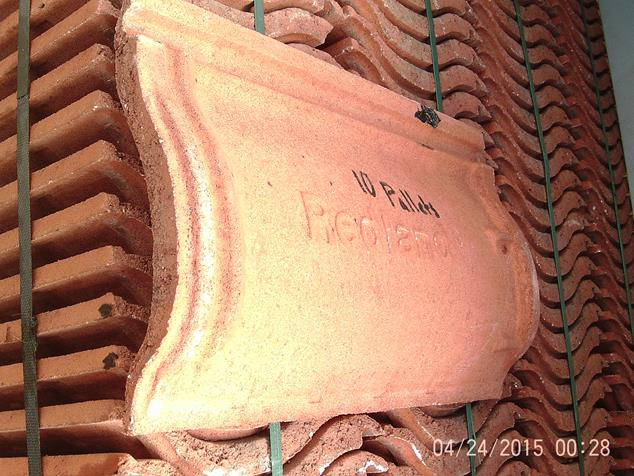 Redland Fenland Pantile Farm House Red A And D Reclaim