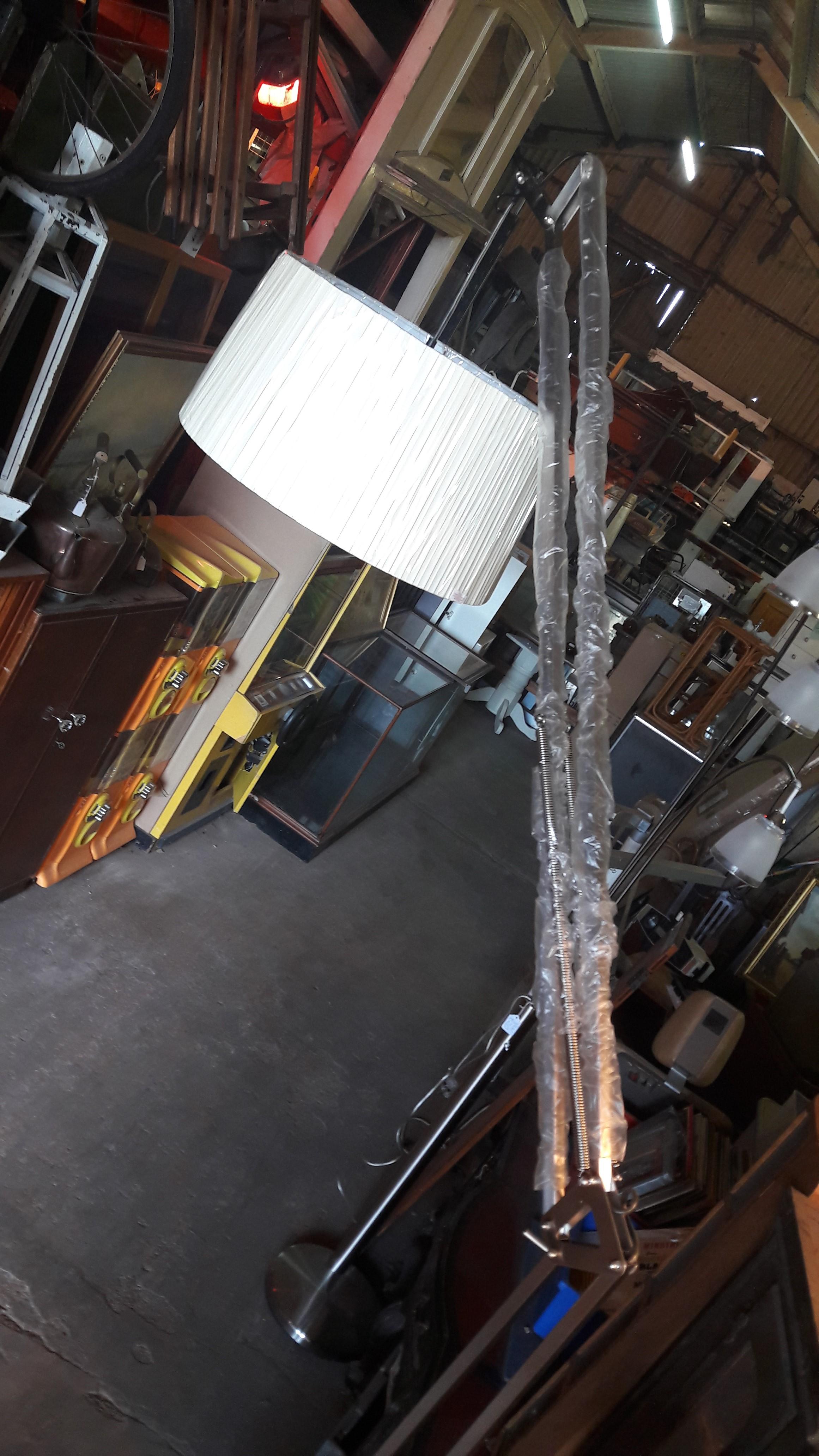 Jumbo Architect Floor Lamp A And D Reclaim