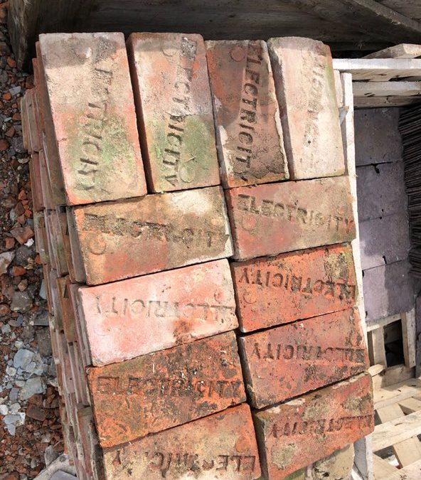 Victorian Electricity Bricks