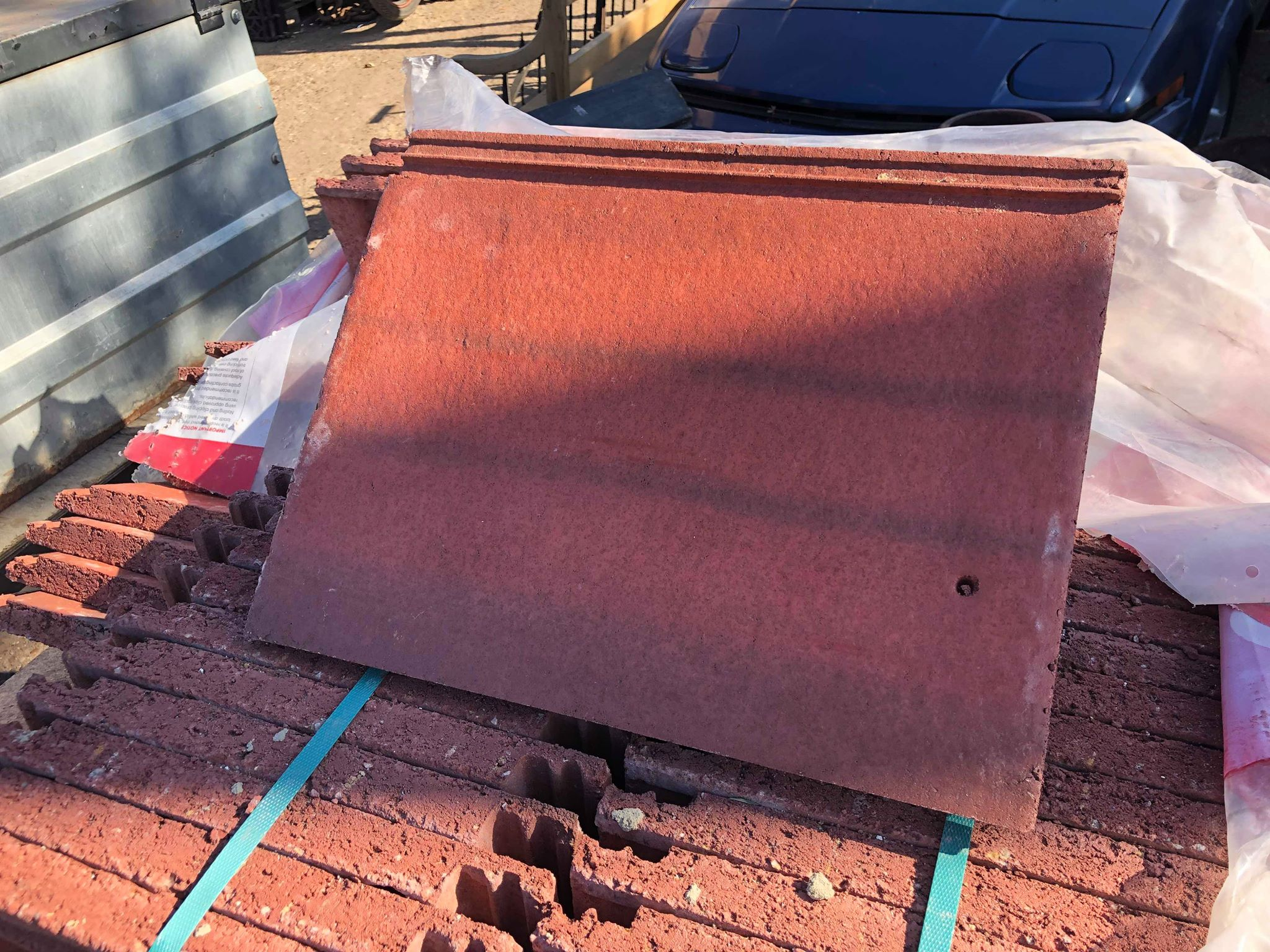 Smooth Marley Modern Roof Tiles - Farmhouse Red - A and D ...