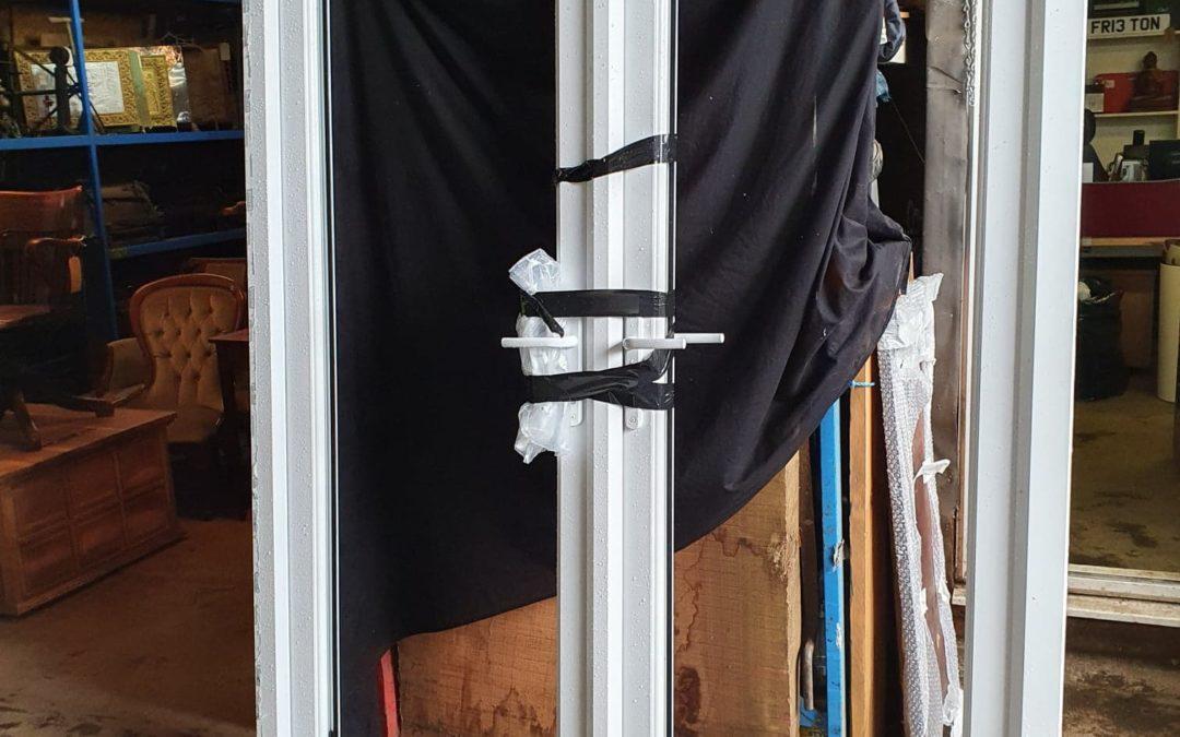 New UPVC French Door Ref:DK15