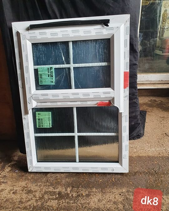 UPVC Window Ref:DK8