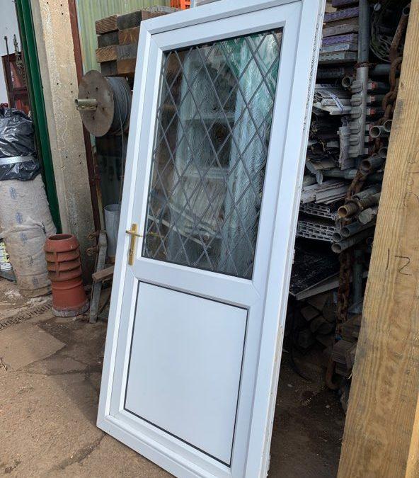 UPVC Door Ref:K41