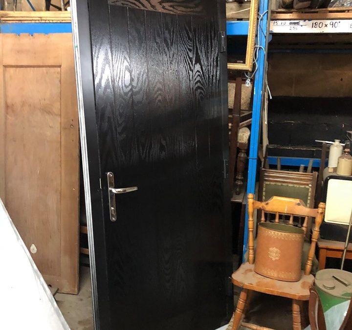 New UPVC Composite  Door – Ref 45