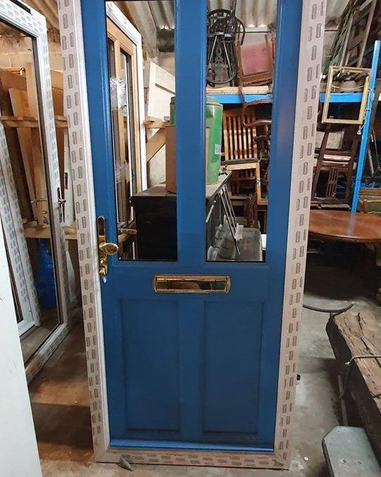 New UPVC Door Ref 426