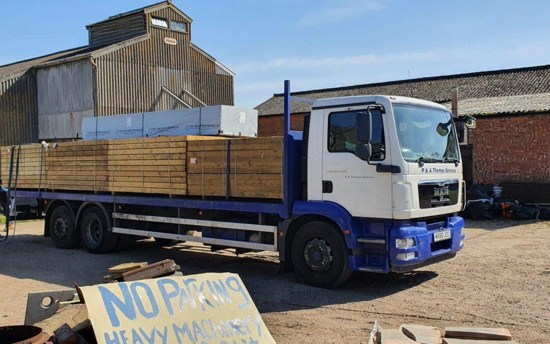 Timber Price List