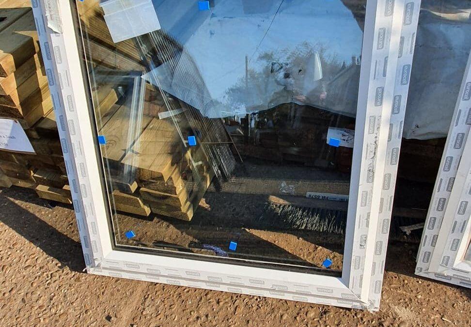 New UPVC Window Ref:J13