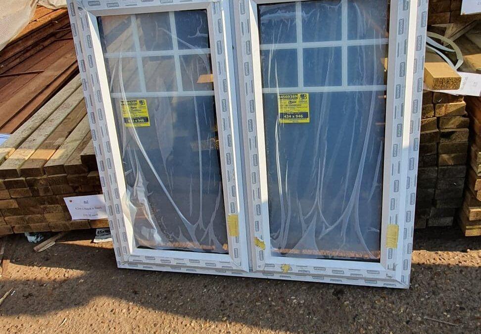 New UPVC Window Ref:J14