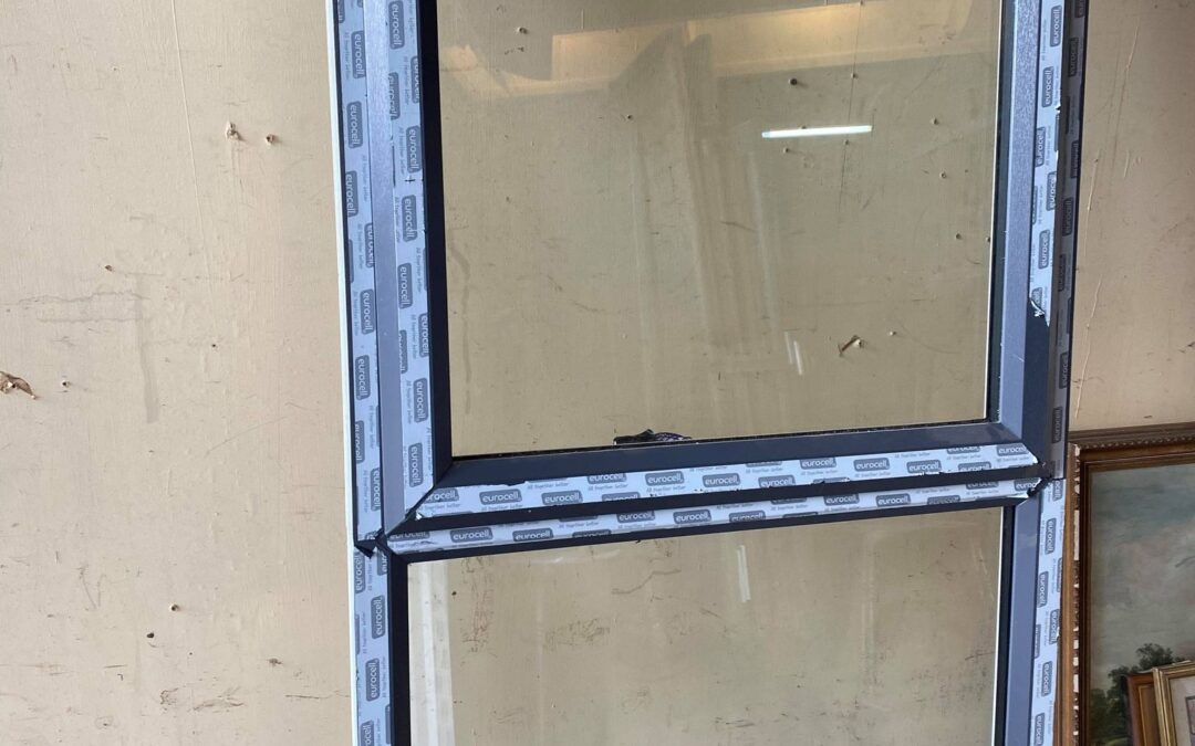 New UPVC Window Ref:A22