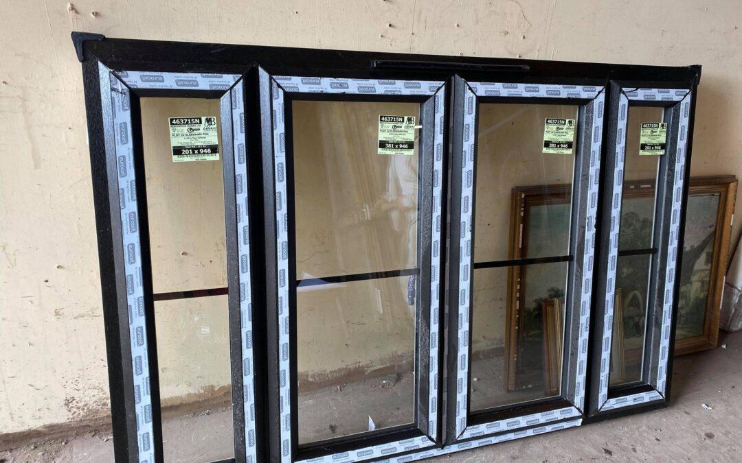 New UPVC Window Ref:A23