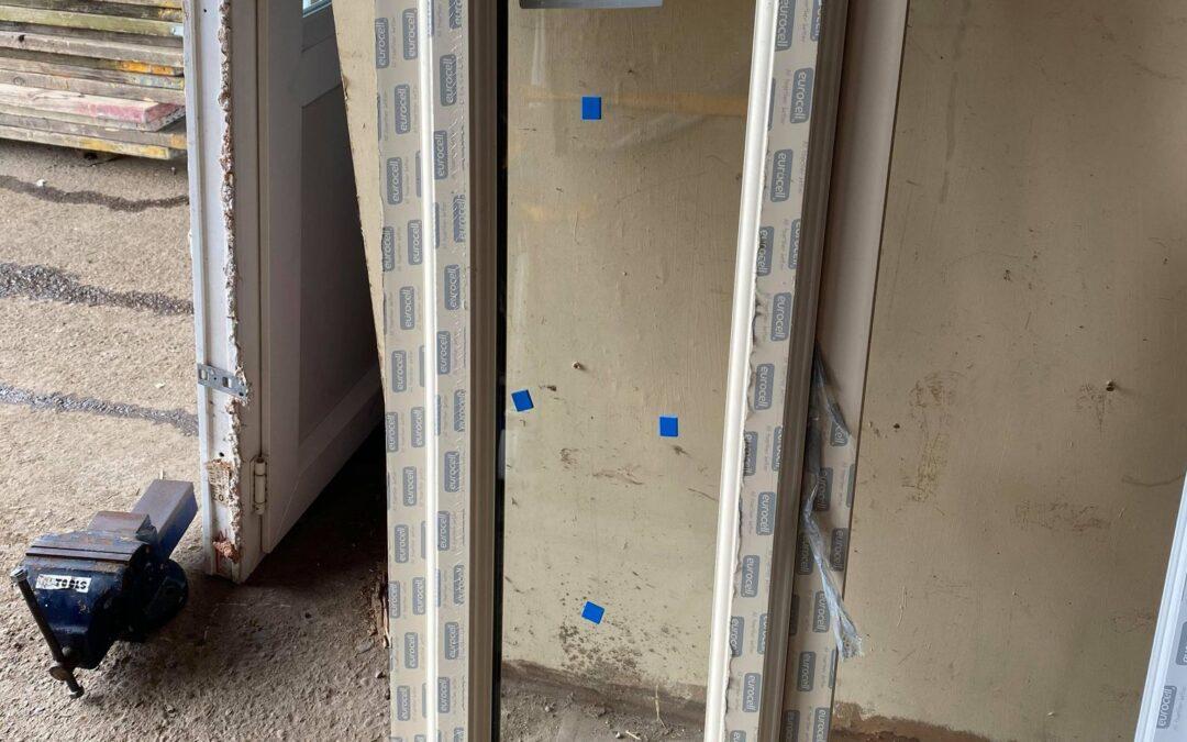 New UPVC Window Ref:A25