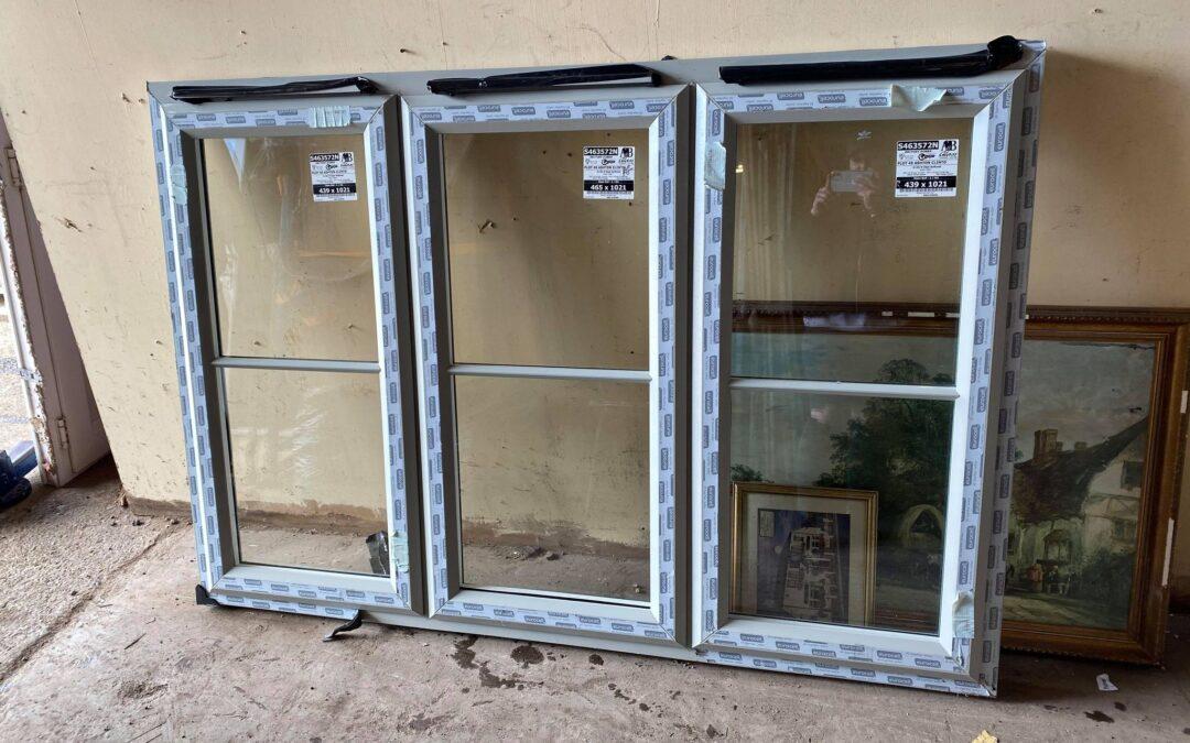 New UPVC Window Ref:A29