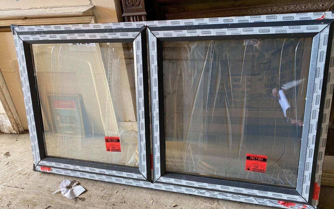 New UPVC Window Ref:A31