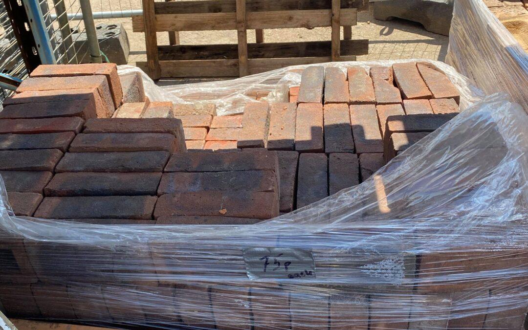 Half Plinth Bricks